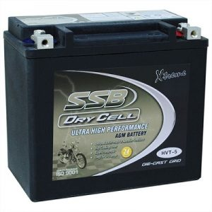 ssb hvt-5 motorcycle battery