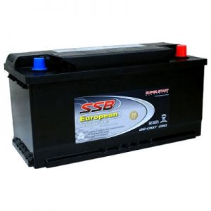 ssb ss110t european automotive battery