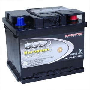 ssb ss36 european automotive battery