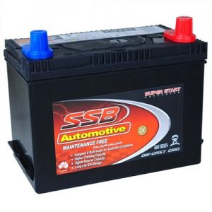 ssb ss43m automotive battery