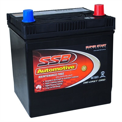 ssb ss50d20l automotive battery
