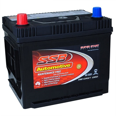 ssb ss50p automotive battery