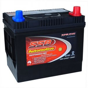 ssb ss51eb automotive battery