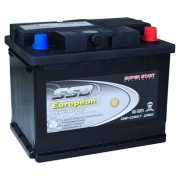 ssb ss55t european automotive battery