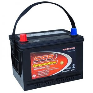 ssb ss58 automotive battery