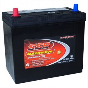 SSB SS60 AUTOMOTIVE BATTERY