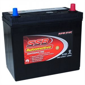 SSB SS60L AUTOMOTIVE BATTERY