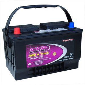ssb ss65 4wd & truck battery
