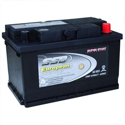 ssb ss66 european automotive battery