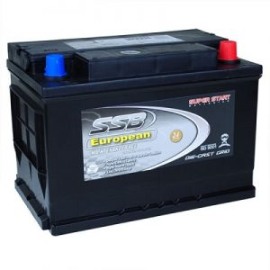 ssb ss66t european automotive battery