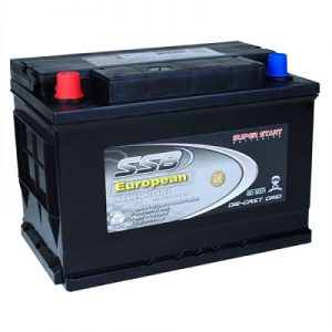 ssb ss66tl european automotive battery