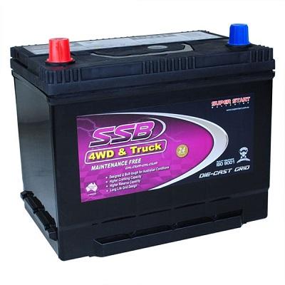 ssb ss70 4wd & truck battery