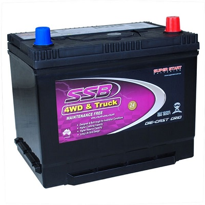 ssb ss70l 4wd & truck battery