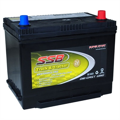 SSB SS70LM TRUCK & TRACTOR BATTERY