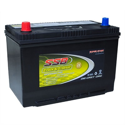 ssb ss70zzm truck & tractor battery