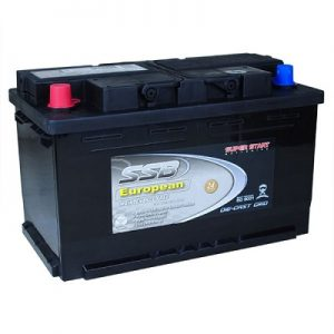 ssb ss75tl european automotive battery