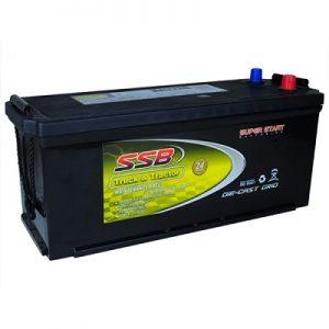 SSB SSN120MEU TRUCK & TRACTOR BATTERY